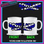 SCOTLAND 6 NATIONS RUGBY  MUG